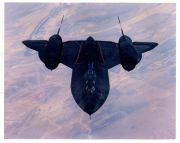 SR-71 Blackbird - the fastest ever aircraft